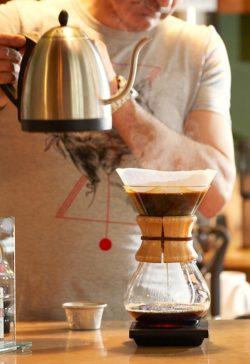 Chemex Orso Laboratorio Caffè